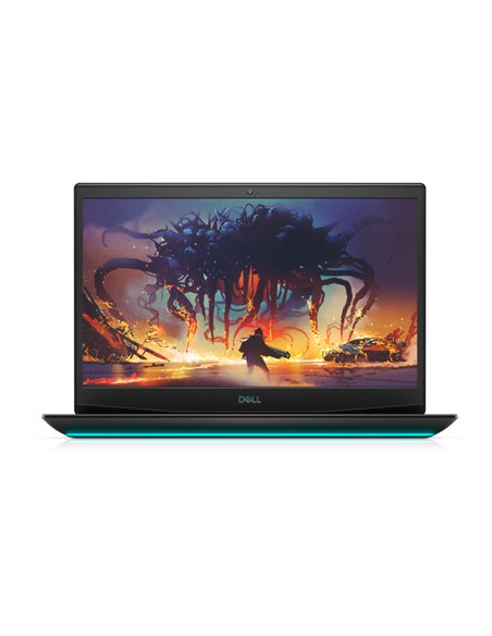 "Laptop Gaming Dell G5 15 5500, 15.6"" FHD, Intel Core i7-10750H, RAM 16GB, SSD 1TB, GeForce RTX 2060, Win10 Home, negru"