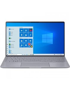 "Ultrabook Asus ZenBook 14 UM433IQ-A5024T, 14"" FHD, AMD Ryzen 5 4500U, RAM 8GB, SSD 512GB, nVidia GeForce MX350 2GB, Win10, gri"