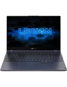 "Laptop Lenovo Legion 7 15IMHg05, 15.6"" FHD, Intel Core i7-10750H, RAM 16GB, SSD 1TB, GeForce RTX 2070 Super Max-Q, No OS, gri"