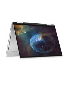 "Laptop 2-in-1 Dell XPS 13 9310, 13.4"" Touch UHD+, Intel Core i7-1165G7, RAM 16GB, SSD 512GB, IrisXe Graphics, Win10Pro, argintiu"