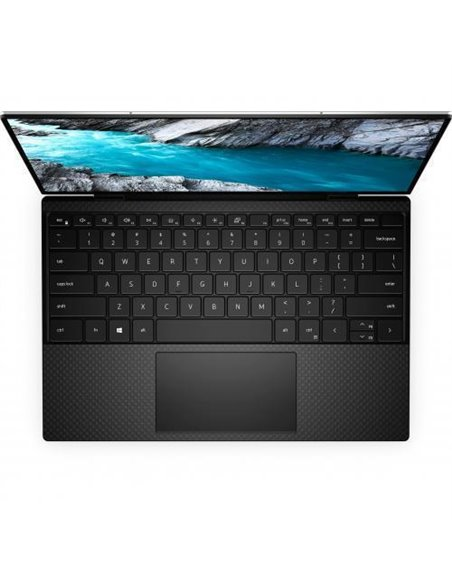 "Ultrabook Dell XPS 13 9310, 13.4"" UHD+ Touch, IntelCore i7-1185G7, RAM 16GB, SSD 1TB, Intel Iris Xe Graphics, Win10Pro, argintiu"
