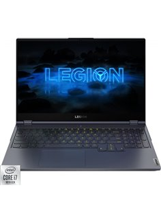 "Laptop Gaming Lenovo Legion 7 15IMH05, 15.6"" FHD, Intel Core i7-10750H, RAM 32GB, SSD 1TB, GeForce RTX 2070 SUPER, No OS, gri"