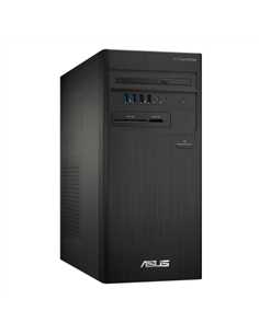 Desktop PC Asus ExpertCenter D7 Tower D700TA-710700050R, Intel Core i7-10700, RAM 8GB, SSD 512GB, Intel UHD 630, Win10Pro, negru