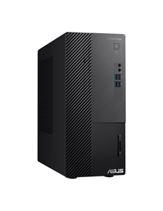 Desktop PC Asus ExpertCenter D5 MT D500MA-5104000520, Intel Core i3-10100, RAM 8GB, SSD 512GB, Intel UHD 630, No OS, negru