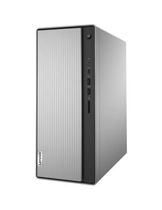 Desktop PC Lenovo IdeaCentre 5 14ARE05 Tower, AMD Ryzen 5 4600G, RAM 16GB, SSD 512GB, AMD Radeon Graphics, No OS, gri