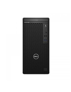 Desktop PC Dell OptiPlex 3080 MT, Intel Core i5-10500, RAM 8GB, SSD 256GB, Intel UHD Graphics 630, Windows 10 Pro, negru