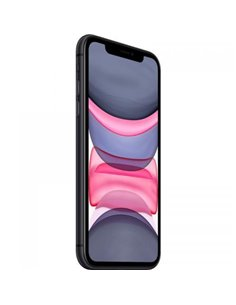 Smartphone Apple iPhone 11 64GB, 4 GB RAM, Black (Slim Box)