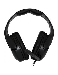 Casti Gaming Gioteck HC2, Decal Edition, negre