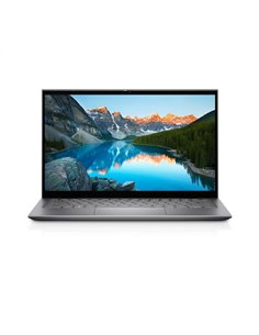 """Laptop 2-in-1 Dell Inspiron 5410, IntelCore i7-1165G7, 14""""Touch, 16GB, SSD 512GB, GeForce MX350, Win10Pro, Platinum Silver"""