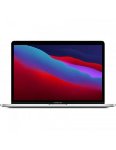"""Laptop Apple New MacBook Pro 13 (Late 2020) Retina with Touch Bar, 13.3"""", 8GB, SSD 512GB, Apple M1 8-core, MacOS Big Sur, Silver"""