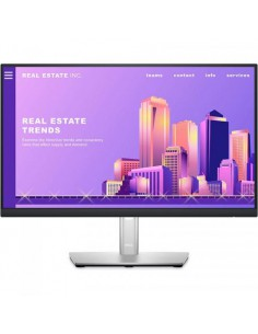 """Monitor LED Dell P2722HE, 27"""", 1920x1080, 5ms GTG, Black-Silver"""