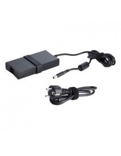 Incarcator Dell 130W AC Adapter (3-pin) with European Power Cord (Kit)