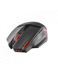 Mouse optic Trust GXT 130, RED LED, USB Wireless, Black