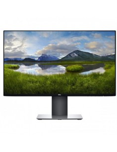 """Monitor LED DELL U2421HE, 24"""", 1920x1080, 8ms, Silver"""