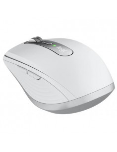Mouse Logitech Laser MX Anywhere 3, Bluetooth, Pale Grey