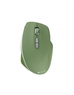 Mouse Optic Canyon CNS-CMSW21SM, USB Wireless, Green