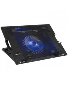 Cooler Pad Tracer Icestorm, 17inch, Black